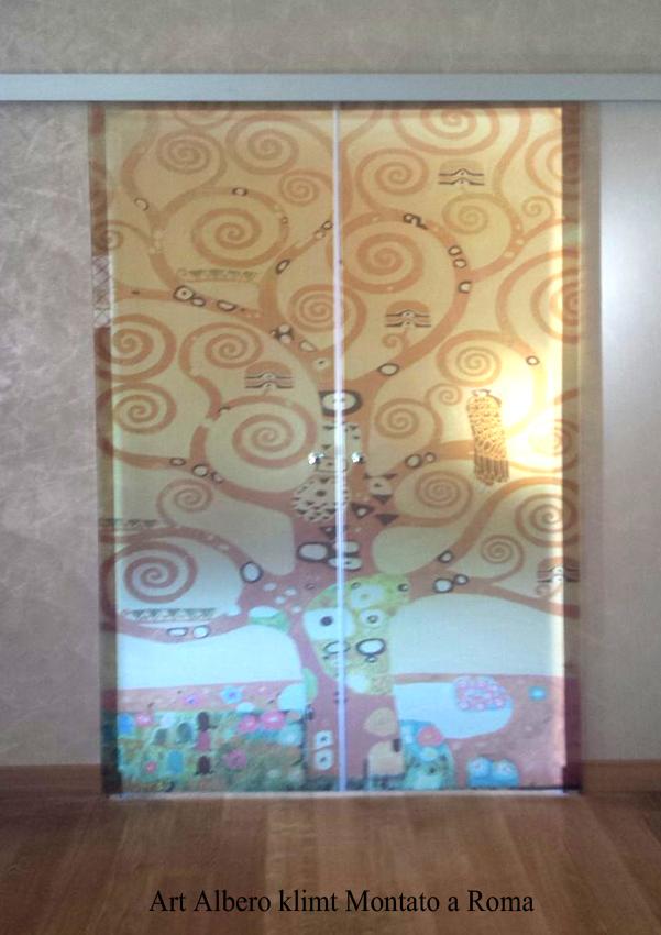 Serglasstyle porte in cristallo veneto porte tuttovetro - Porta scorrevole esterna vetro ...
