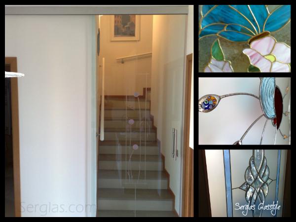 Porte interne prezzi economici porte da esterno porta a - Porte in vetro scorrevoli esterno muro ...